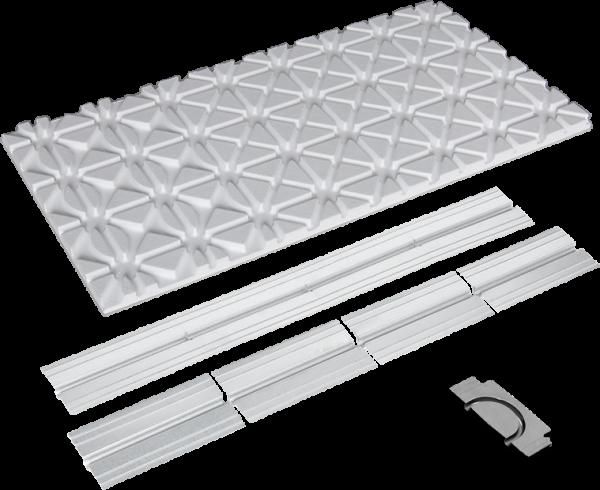 Trockenbausystem TBE 25-14 - Komplettpaket 100m²