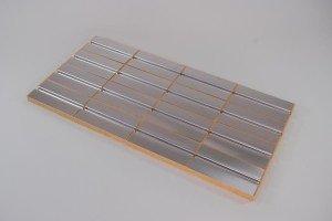 Fußbodenheizung im Holzfasersystem - Systemelement VA125