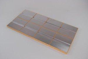 Fußbodenheizung im Holzfasersystem - Systemelement VA250