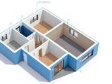 Wohnungslüftung mit Wärmerückgewinnung von Lunos
