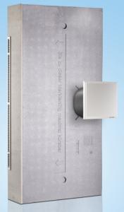Lüftungsanlagen - Fassadenelement LUNOtherm von Lunos