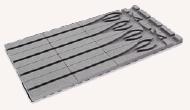 Fussbodenheizung Trockenbausystem TBE Neopor 26-16 Verlegeplatte