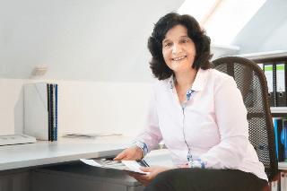 Geschäftsführerin Ulrike Höhne