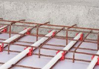 Fußbodenheizung Industrie Aufbauhöhe