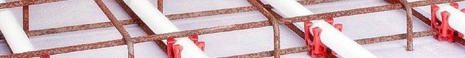 Fußbodenheizung Industrieflächenheizung Banner