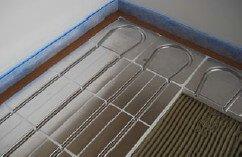 Fußbodenheizung Tbs Neopor Montage - Trockenbauplatten verlegt