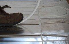 Fußbodenheizung Tbs Neopor Montage Rohrverlegung