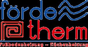 Fördetherm Fußbodenheizung - Flächenheizung Logo